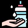 covid 19 - protokol kesehatan: Cuci Tangan