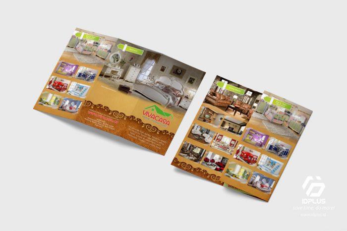 Desain Grafis - Graphic Design : Leaflet