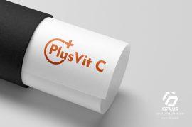 Desain Logo - Logo Design - PlusVit C