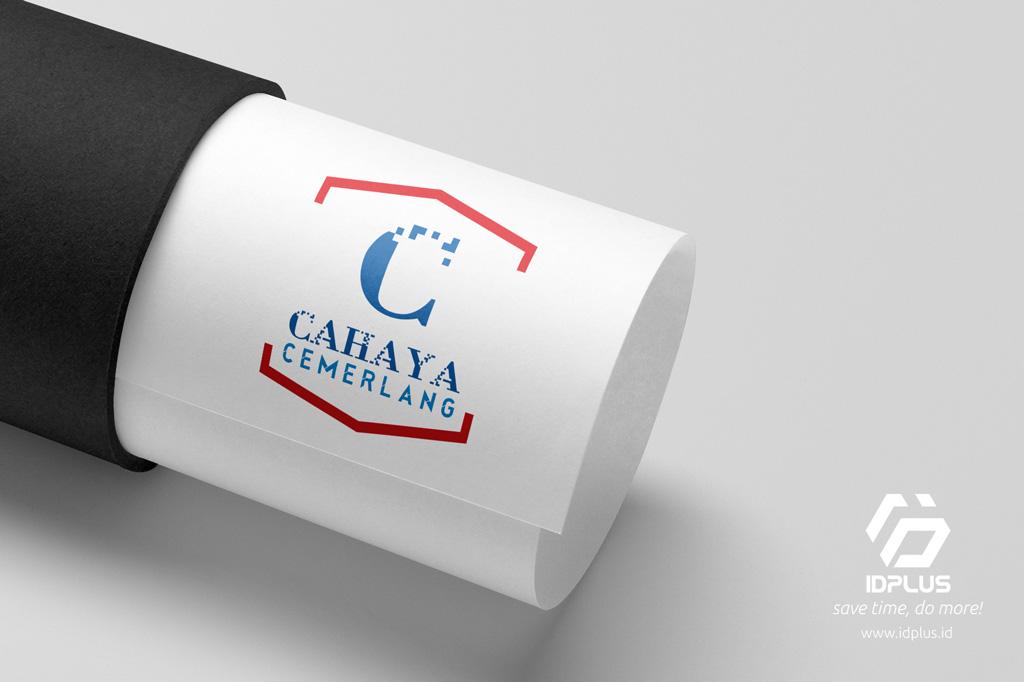 Desain Logo - Logo Design - Cahaya Cemerlang Digital Printing