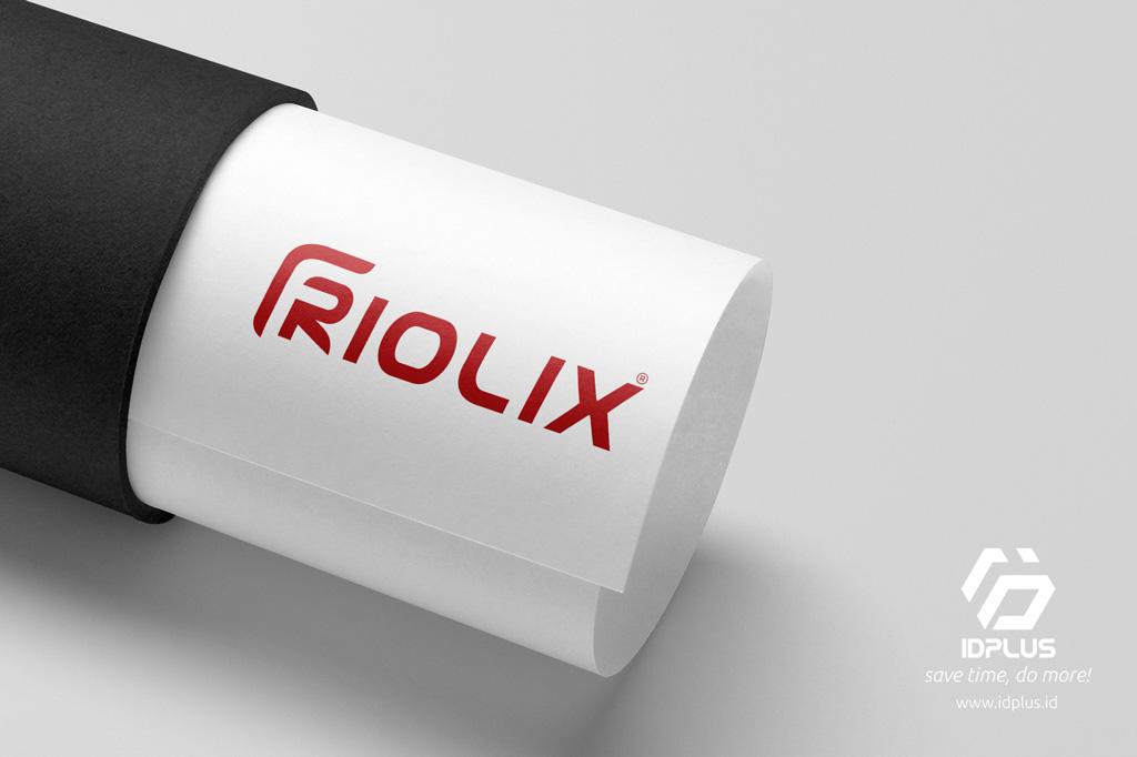 Desain Logo - Logo Design - FRIOLIX